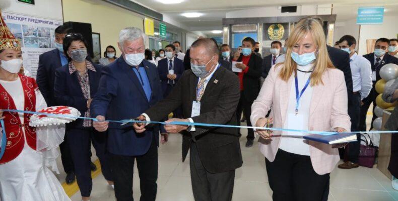 Как в Жамбылской области повысили доступность первой медицинской помощи?