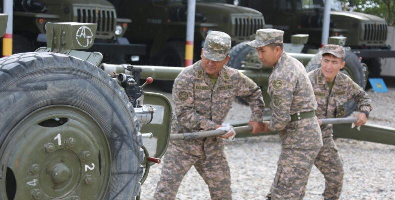 Каждая единица боевой техники должна завестись в любую погоду — Марат Шахашов