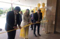В Таразе впервые открылся Центр лучших практик по ПМСП