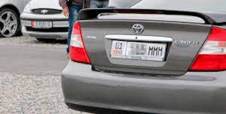 О рисках приобретения автомобилей с иностранной регистрацией предупредили жамбылские полицейские