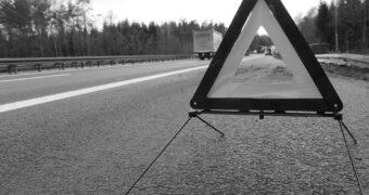 Житель Туркестана погиб на трассе в Жамбылской области
