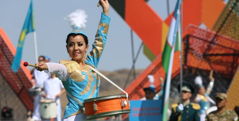 Награды «Арми-2019» получили казахстанские военнослужащие