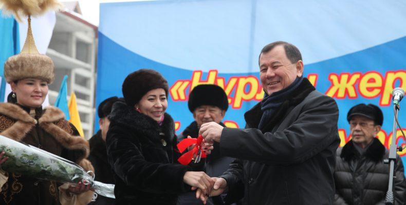 Жамбылская область выполнила план по жилищному строительству