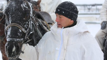 Казахстанские военнослужащие примут участие в Международном конном марафоне