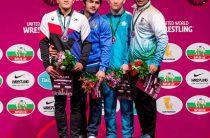 Бронзу чемпионата Азии привез жамбылский спортсмен