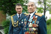 Президент Владимир Путин поздравил жамбылского ветерана