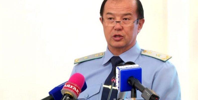 В Жамбылской области — новый главный прокурор