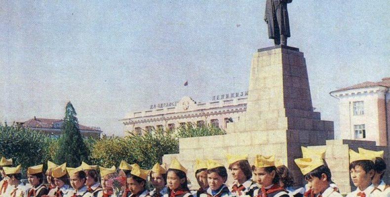Ленин в Таразе