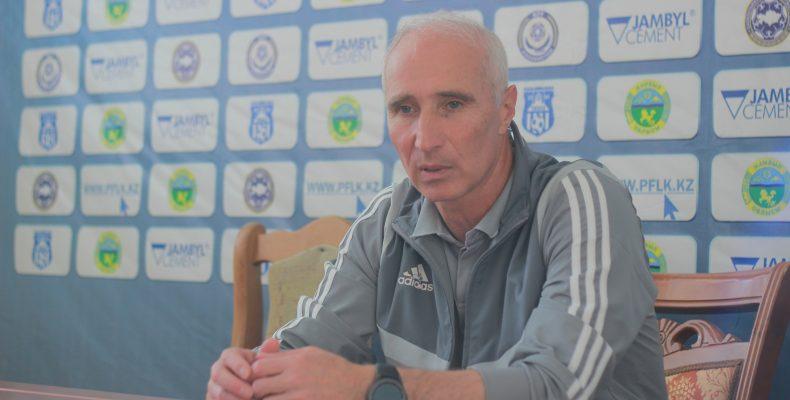Вахид Масудов: «Астана» была на своем уровне, но мы взяли желанием