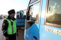 Водители автобусов в Таразе перестали курить и надели форму
