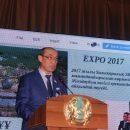 О интернационализации образования казахстанских вузов рассказал ректор таразского вуза