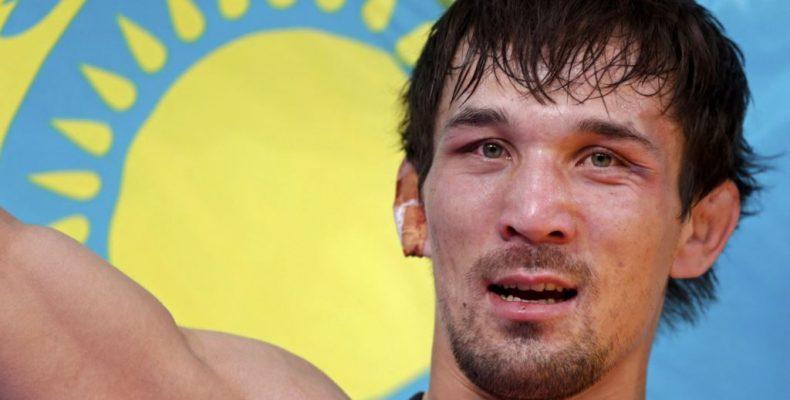 Жамбылский борец стал обладателем бронзовой медали чемпионата мира