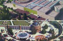 Строительство комплекса «Таразсити» начинается