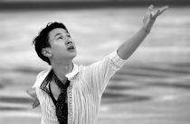 Ушел из жизни известный казахстанский фигурист Денис Тен