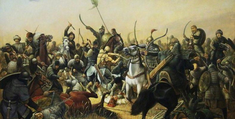 Анракайская битва — гибель Джунгарского ханства