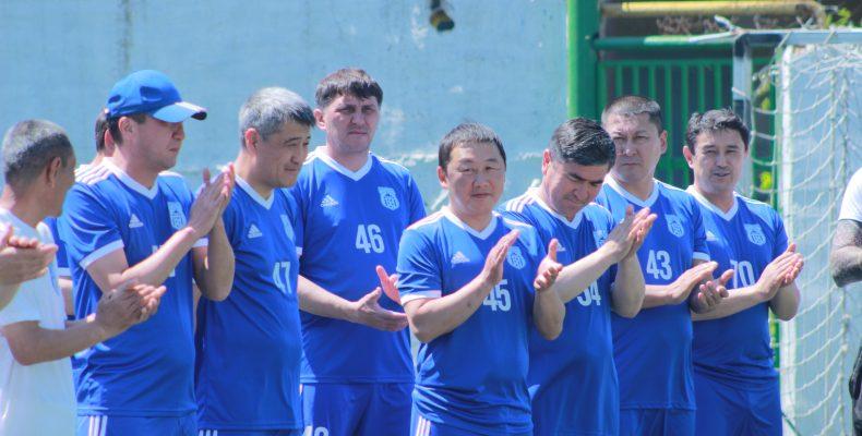 Памяти Уалихана Кайназарова: чемпионский состав «Тараза» снова вместе