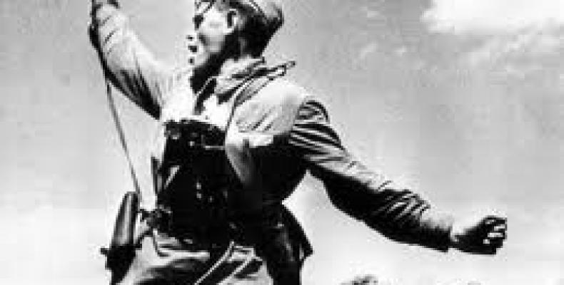 На фронты Великой отечественной отправились 100 тысяч жамбылцев