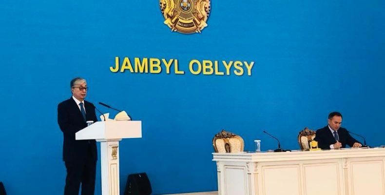Касым-Жомарт Токаев: государство дает финансирование – теперь дело за бизнес-инициативами