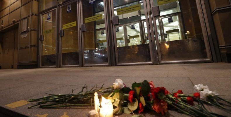 Казахстанец погиб при теракте в Санкт-Петербурге