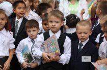 Число частных среднеобразовательных школ в Жамбылской области составляет 0,9%