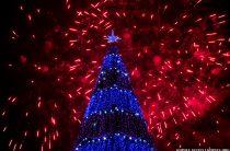 Десять происшествий чрезвычайного характера зафиксировано в Жамбылской области в новогодние праздники