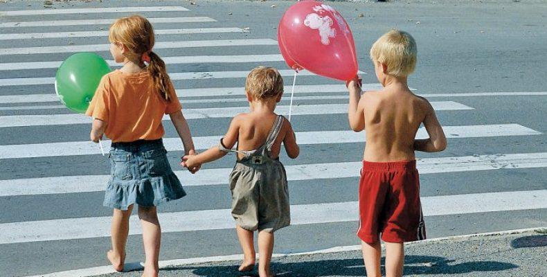 Правила перевозки детей разъяснили в Таразе