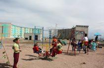 Проекты семейных общежитий для многодетных представили в Таразе