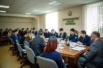 В Жамбылской области заключен Меморандум между прокурорами и банками второго уровня