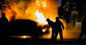 ХРОНИКА ЧС: В Жамбылской области сгорели четыре автомашины