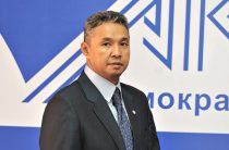 Решить проблемы Жамбылского региона приехал председатель партии «Ак жол»