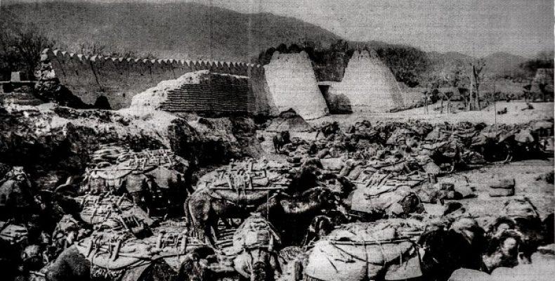 «Аким Каллаур» — первый мэр Тараза