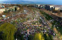Тараз скорбит о трагедии в Кемерово