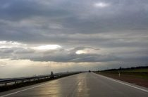 Завершился ремонт двух дорог в Жамбылской области