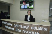 Вежливо, быстро, прозрачно — как теперь будут работать с посетителями в жамбылской полиции