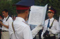 Служить в казахстанской армии становится престижным