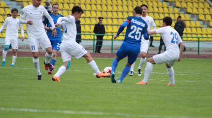 Четыре тайма защиты — «Тараз» бесславно вылетел из национального Кубка