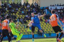 Важная победа: «Тараз» вышел на второе место в Первой лиге