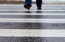 В Жамбылской области погибли уже 13 пешеходов