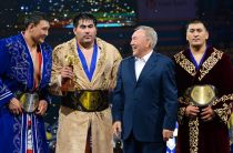 Бейбит Ыстыбаев: гордость жамбылцев