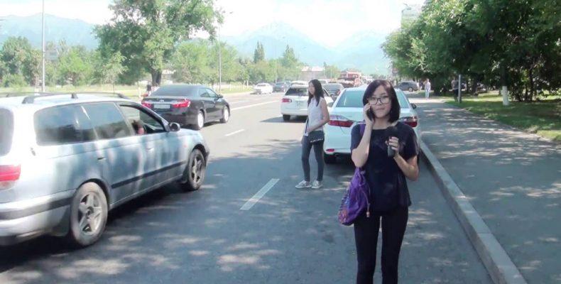 Таразские таксисты требуют запретить «ИнДрайвер»