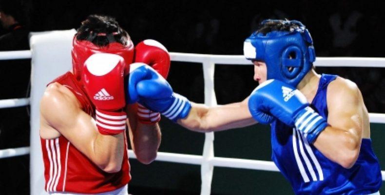 В чемпионате РК по боксу жамбылцы взяли ІІІ место