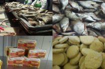Жамбылский рыбзавод экспортирует рыбные чипстеры и котлеты