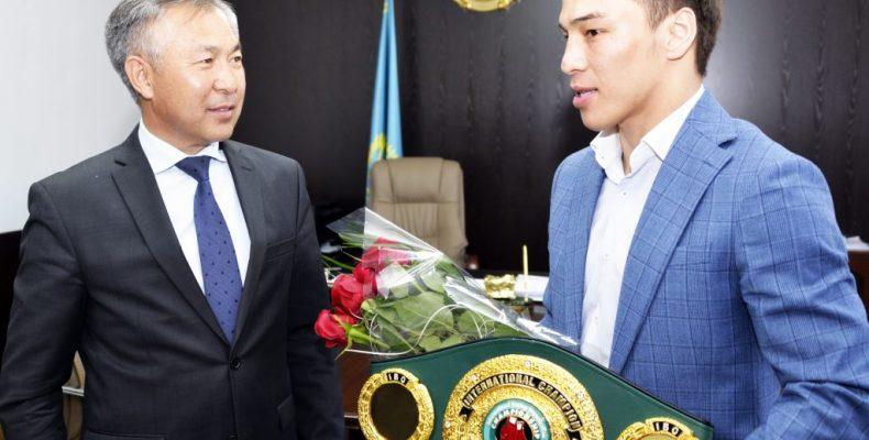 Батыржан Джукембаев: Открытие года