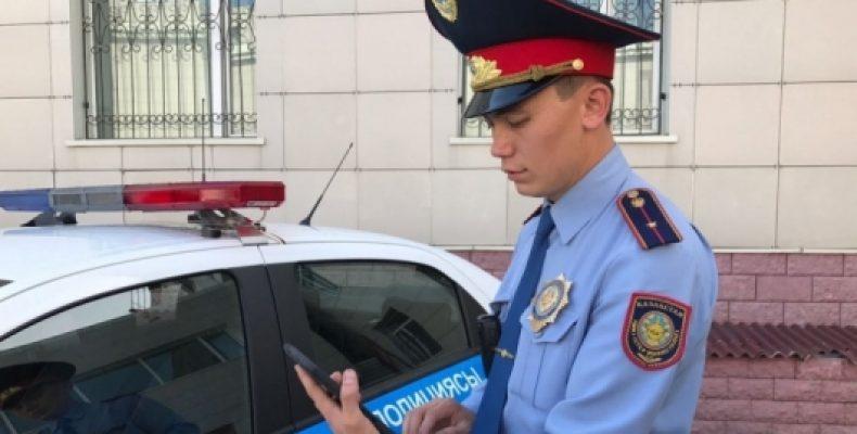 Полиция переходит на электронный формат