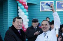 11 новых медучреждений открыты в Жамбылской области