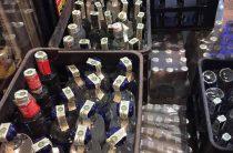 Незаконное хранение алкоголя выявлено в Таразе