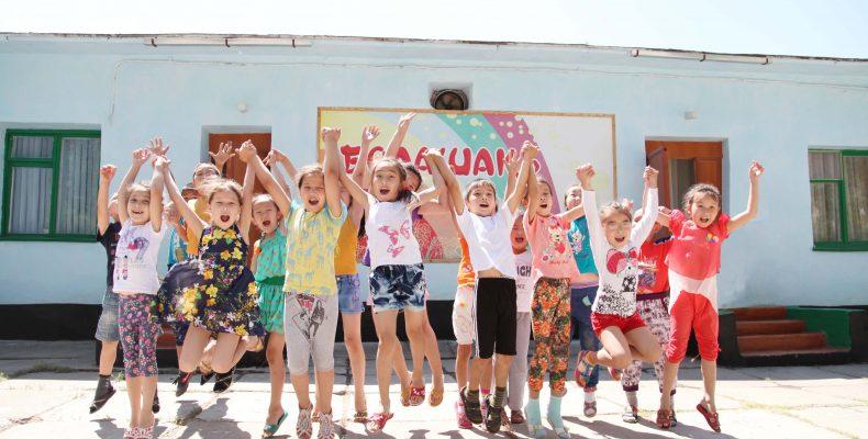 37 новых дошкольных учреждений появилось в Жамбылской области