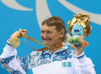 100 новых имен Жамбылской области: Зульфия Габидуллина о травме, которая приковала к коляске, главной золотой медали, дочери и тренере