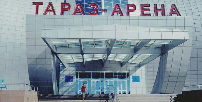 Во Дворце спорта «Тараз-Арена» ожидается аншлаг