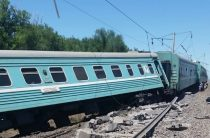 Сход вагонов в Жамбылской области:кто виноват?